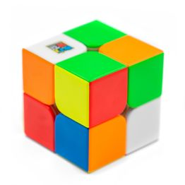 MoYu MFJS RS2 M 2x2 speed cube magnétique, stickerless